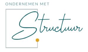 Ondernemen met structuur
